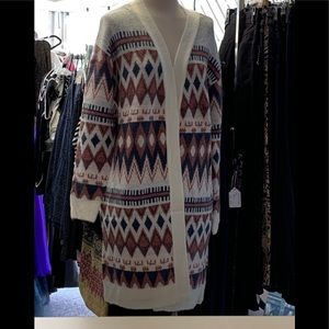 NEW AZTEC CARDIGAN